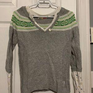 Roxy sweater
